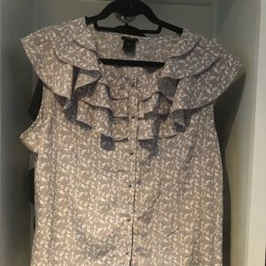 Tops - Ann Taylor blouse